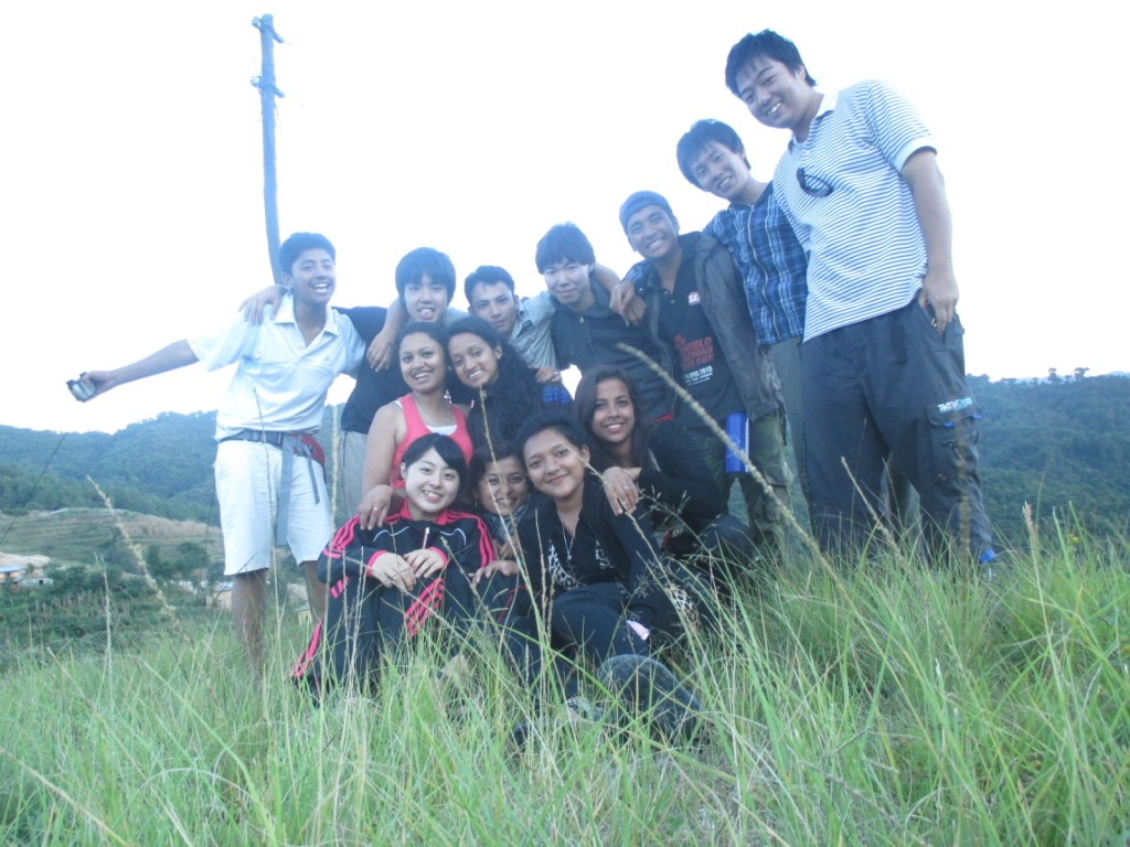 130915_Nagarkot_trekking