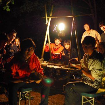新歓キャンプ@地蔵山キャンプ場